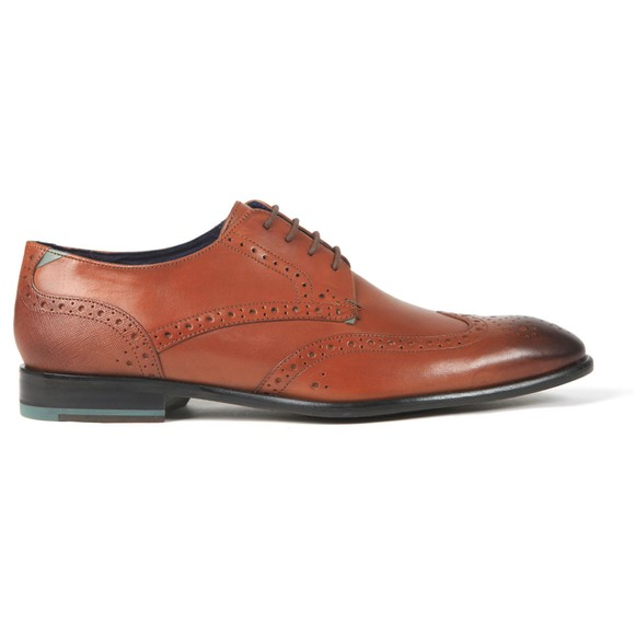 Ted Baker Mens Brown Trvss Brogue Shoe main image
