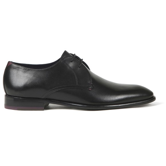 Ted Baker Mens Black Sumpsa Derby Shoe