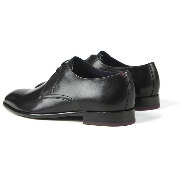 Ted Baker Mens Black Sumpsa Derby Shoe main image