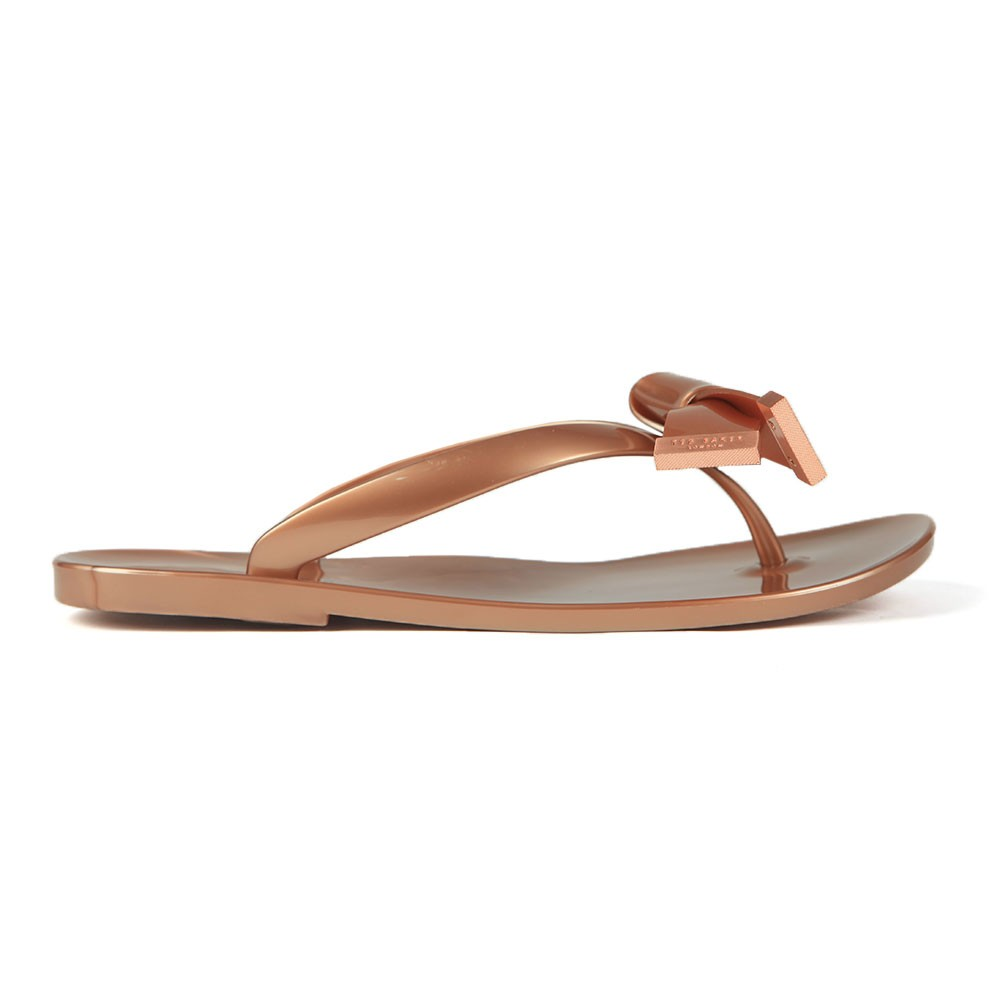 Luzzi Origami Bow Flip Flop main image