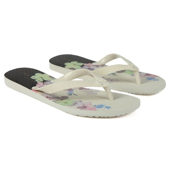 Ted Baker Womens Off-White Coulip Pergola Flip Flop  main image