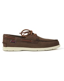 Sebago Mens Brown Naples NBK Boat Shoe
