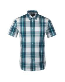 Lacoste Mens Blue S/S CH8446 Shirt