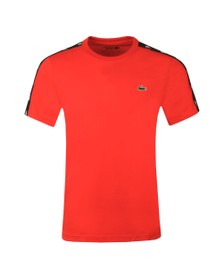 Lacoste Sport Mens Red TH8686 T-Shirt