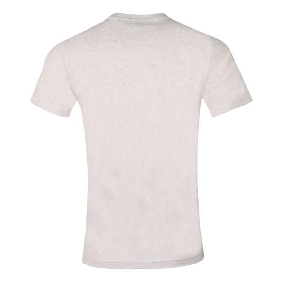 Psycho Bunny Mens Pink Classic Crew Neck T-Shirt main image