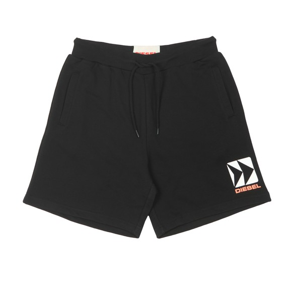 Diesel Mens Black BMOWT Eddy Shorts main image