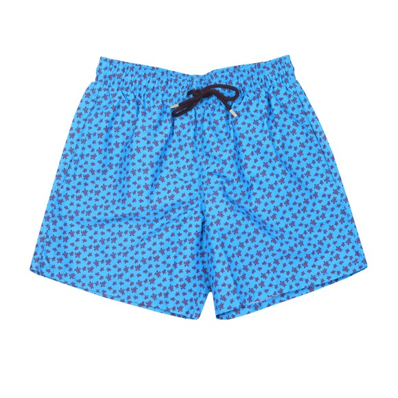 Vilebrequin Mens Blue Moorea UOB39 Swim Short