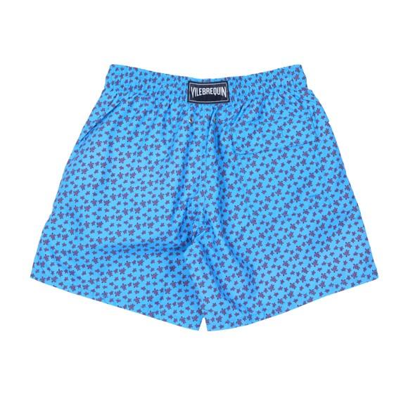 Vilebrequin Mens Blue Moorea UOB39 Swim Short