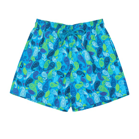Vilebrequin Mens Blue Moorea U0B10 Swim Short