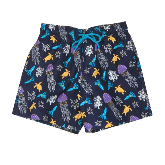 Vilebrequin Mens Blue Moorea U0B08 Swim Short