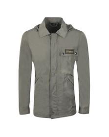 Belstaff Mens Grey Weekender Nylon Jacket