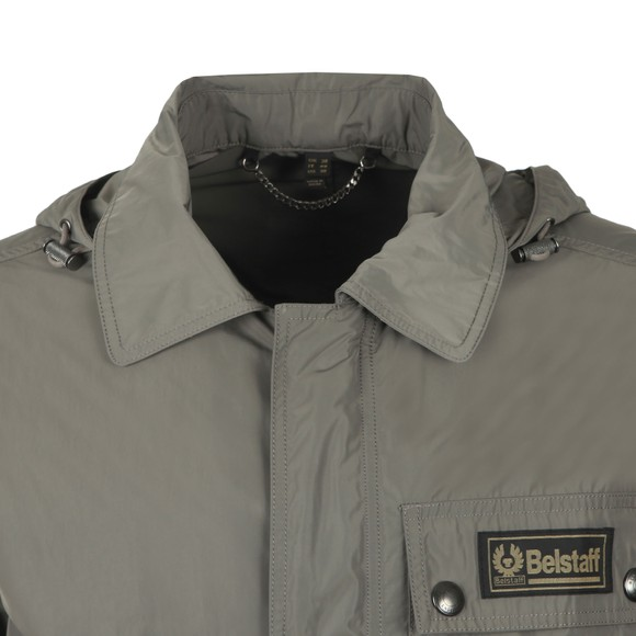 Belstaff Mens Grey Weekender Nylon Jacket