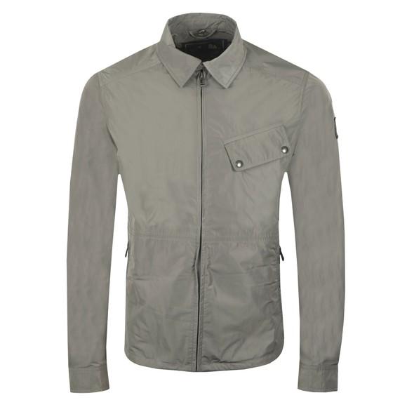 Belstaff Mens Grey Camber Overshirt