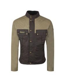 Belstaff Mens Brown Instructor Jacket