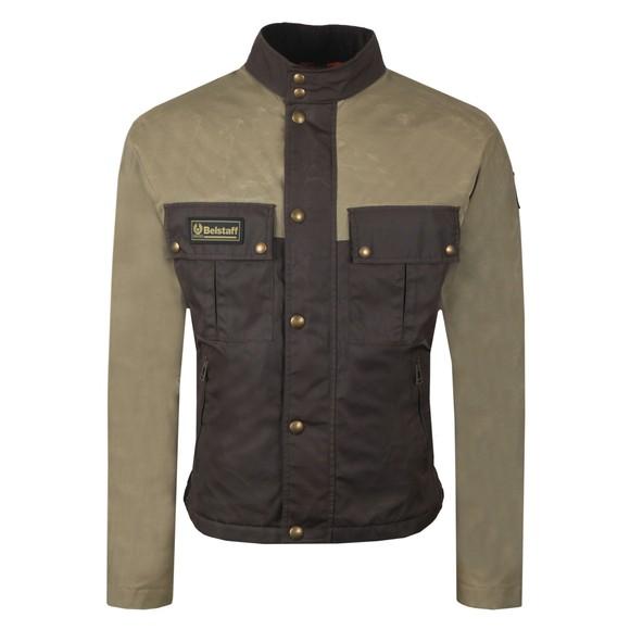 Belstaff Mens Brown Instructor Jacket main image