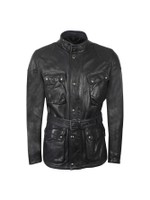 Trialmaster Panther Leather Jacket