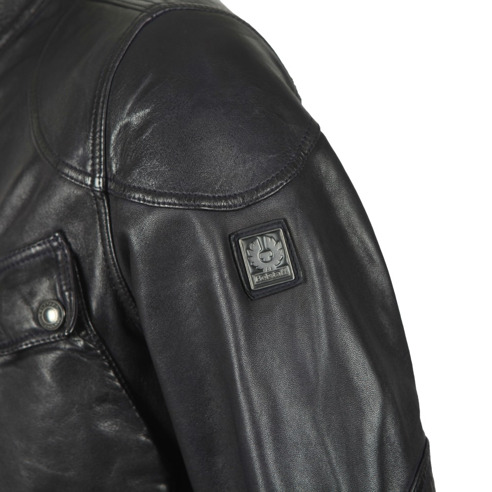 Trialmaster Panther Leather Jacket main image