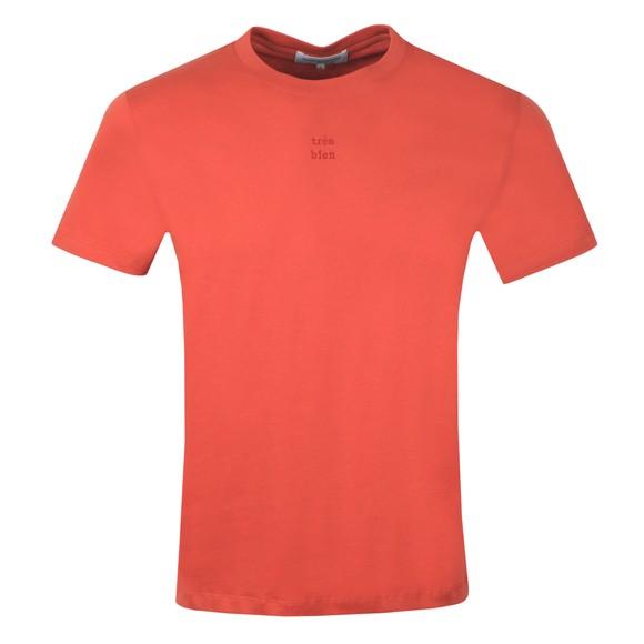 Maison Labiche Mens Multicoloured Tres Bien Heavy T Shirt