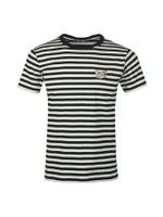 Striped Newspaper T Shirt