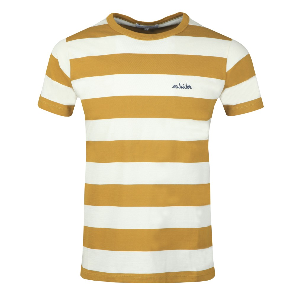 Outsider Striped T Shirt