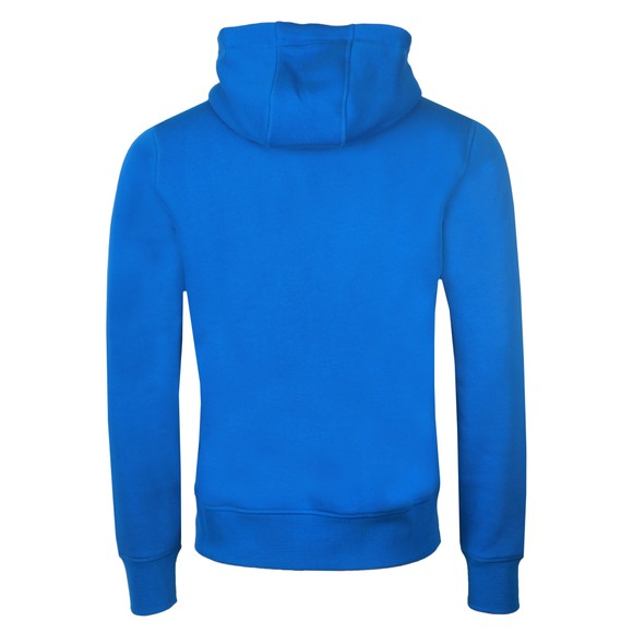Tommy Hilfiger Mens Blue Logo Hoody main image