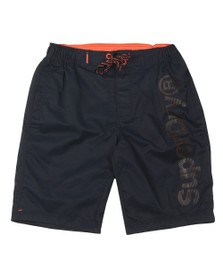 Superdry Mens Blue Classic Boardshort