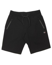 Superdry Mens Black Collective Short