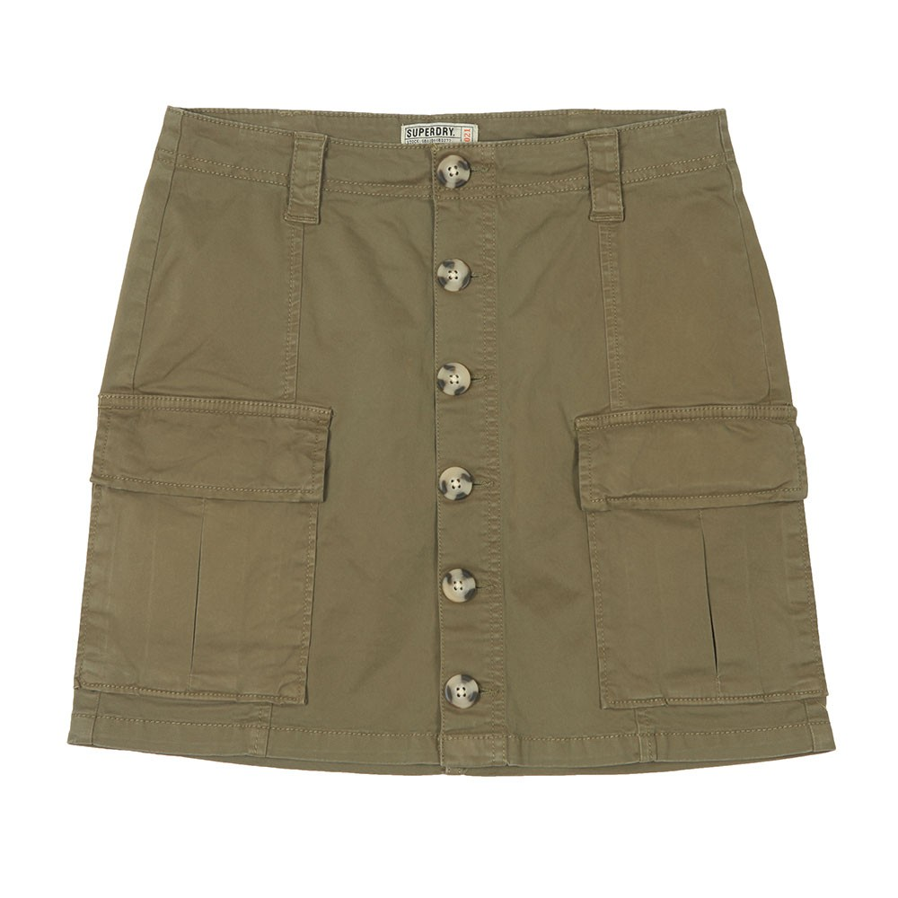 Alchemy Cargo Mini Skirt main image