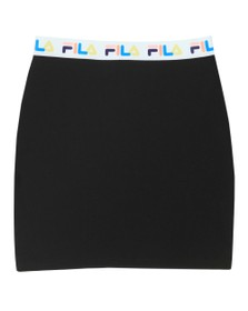 Fila Womens Black Marni Bodycon Skirt