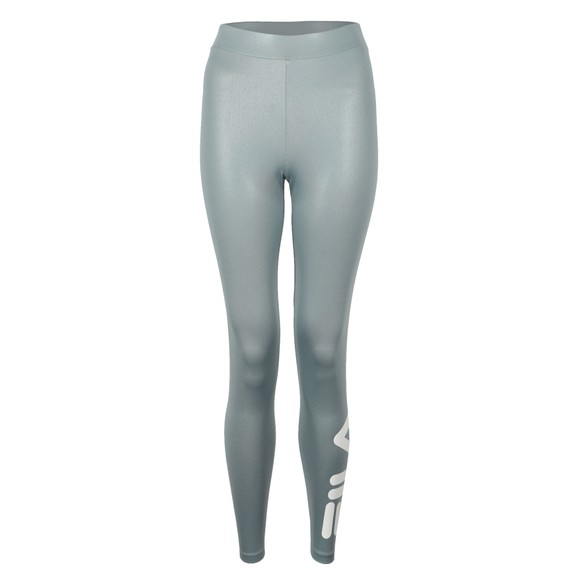 Fila Womens Grey Skyler High Waisted Legging