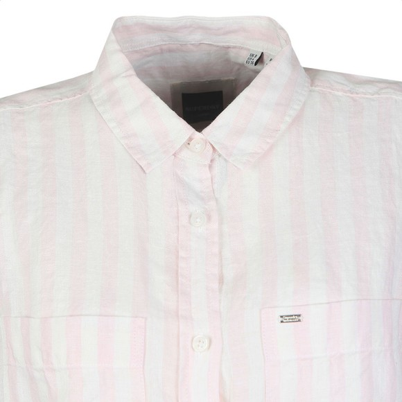 Superdry Womens Pink Aubrey Shirt
