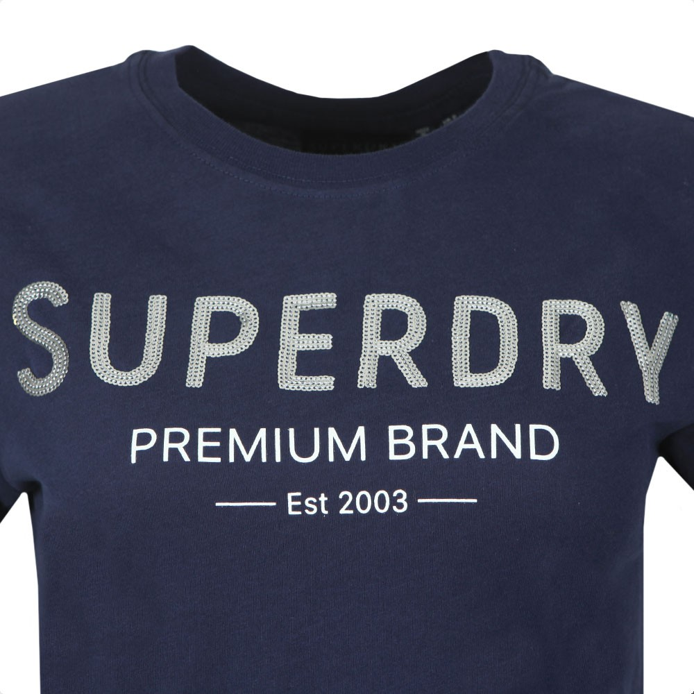 Premium Sequin Entry T-Shirt main image