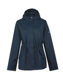Barbour Lifestyle Womens Blue Promenade Jacket