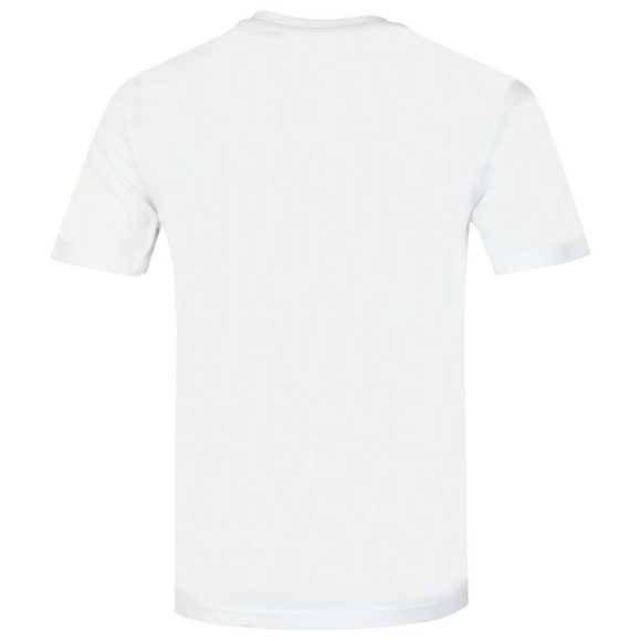 Alpha Industries Mens White Viking Basic T-Shirt main image