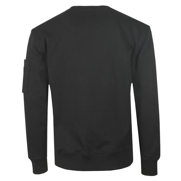 Alpha Industries Mens Black Viking Basic Sweatshirt main image