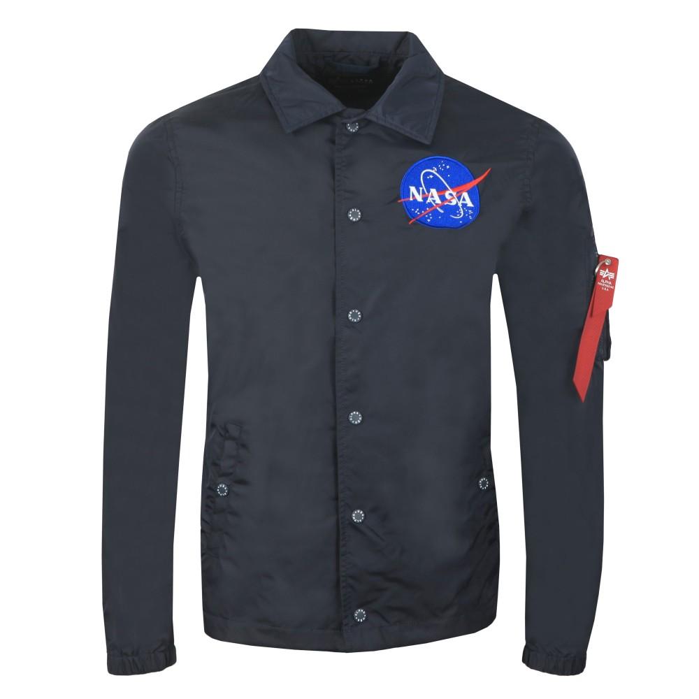 NASA Coach Jacket main image