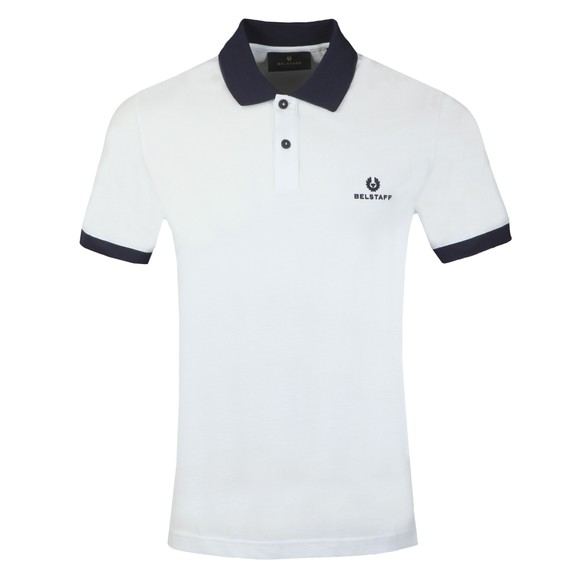 Belstaff Mens Multicoloured Chichester Polo Shirt