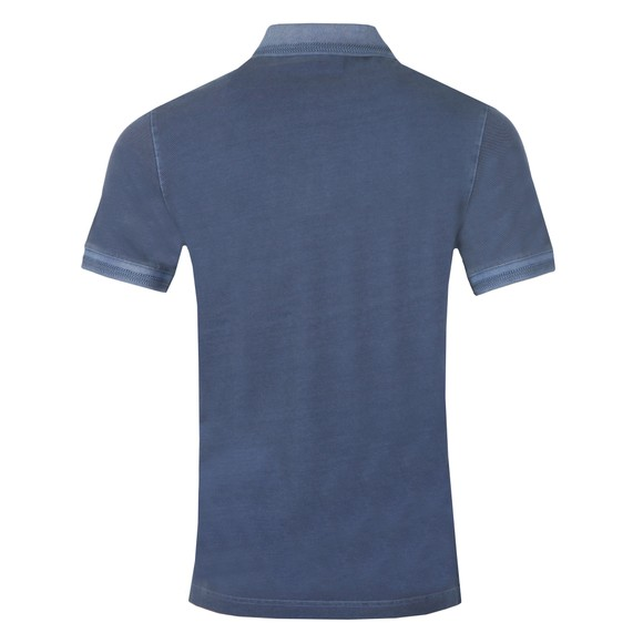 Belstaff Mens Blue Short Sleeve Polo Shirt main image