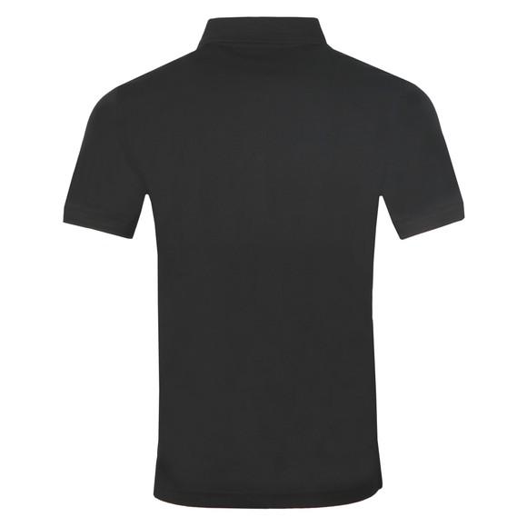 Belstaff Mens Black Short Sleeve Polo Shirt main image