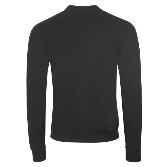 Belstaff Mens Black Small Logo Sweatshirt main image