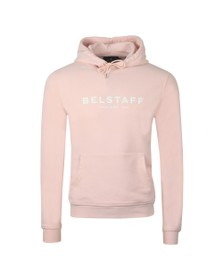 Belstaff Mens Pink 1924 Pullover Hoody