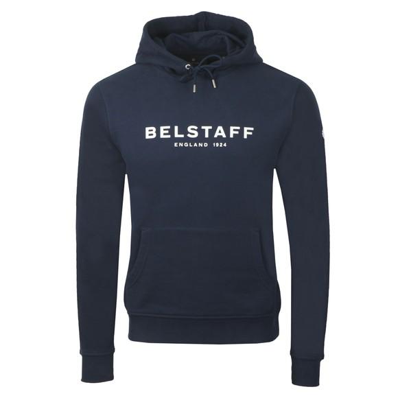 Belstaff Mens Blue 1924 Pullover Hoody