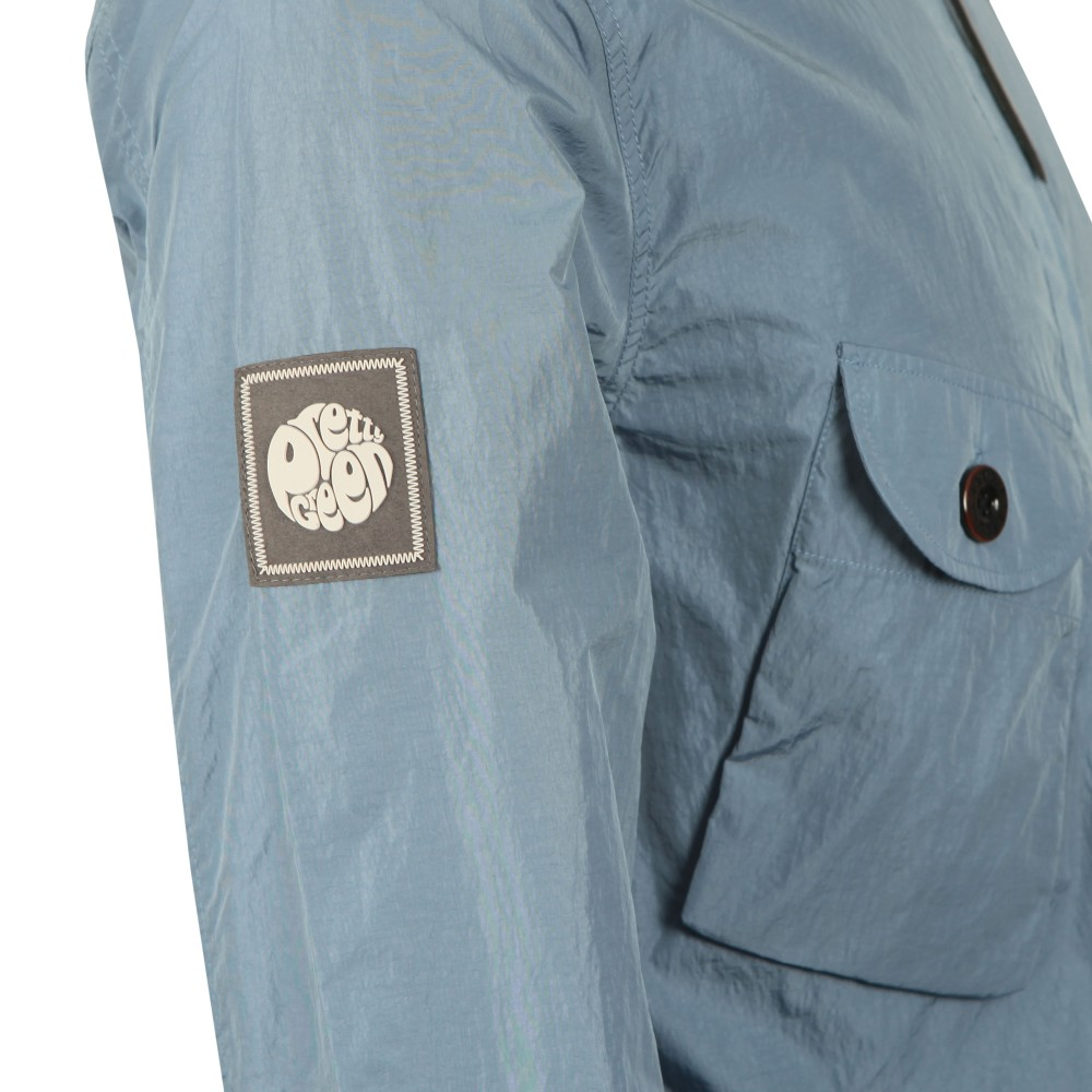 Two Pocket Zip Overshirt main image