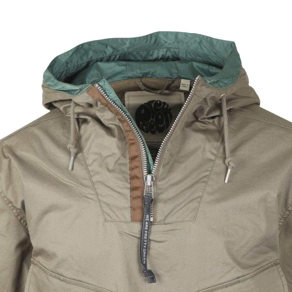 Two Pocket Overhead Jacket main image