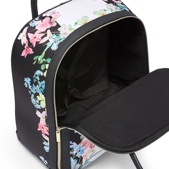 Ted Baker Womens Off-White Dieane Pergola Travel Suitcase Bag main image