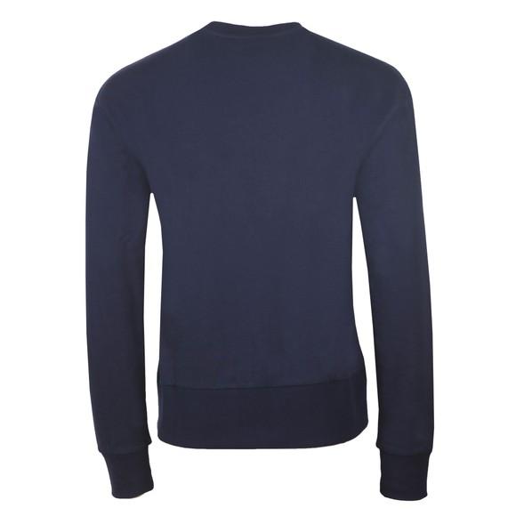 Fila Mens Blue Neil Crew Sweatshirt main image