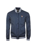 Lakeland In Striped Bomber Jacket