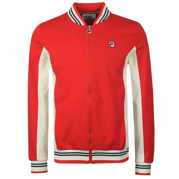 Fila Mens Red Settanta Track Top