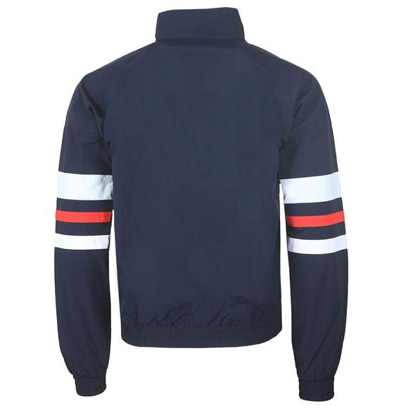 Fila Mens Blue Tyrell Colour Block Track Jacket main image