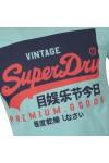 Superdry Mens Green VL O T-Shirt